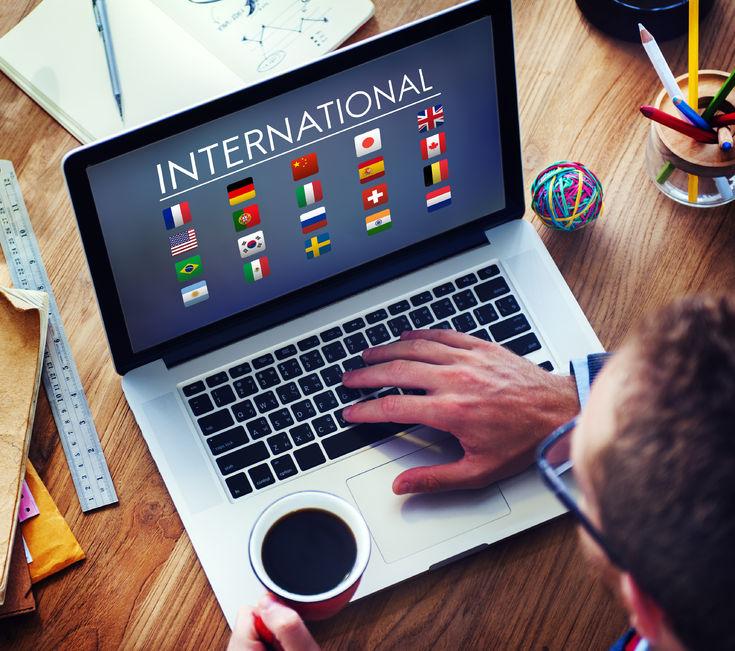 prevajanje mednarodno