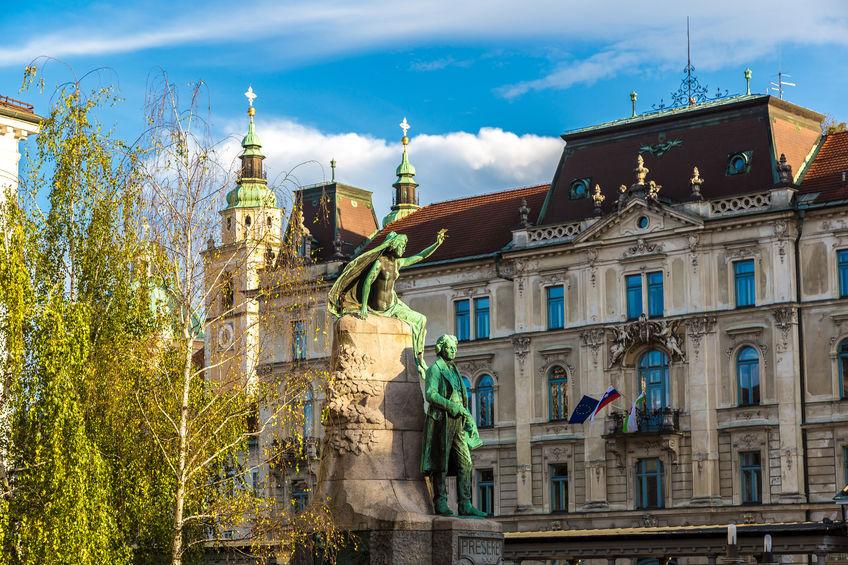 Prešeren Ljubljana